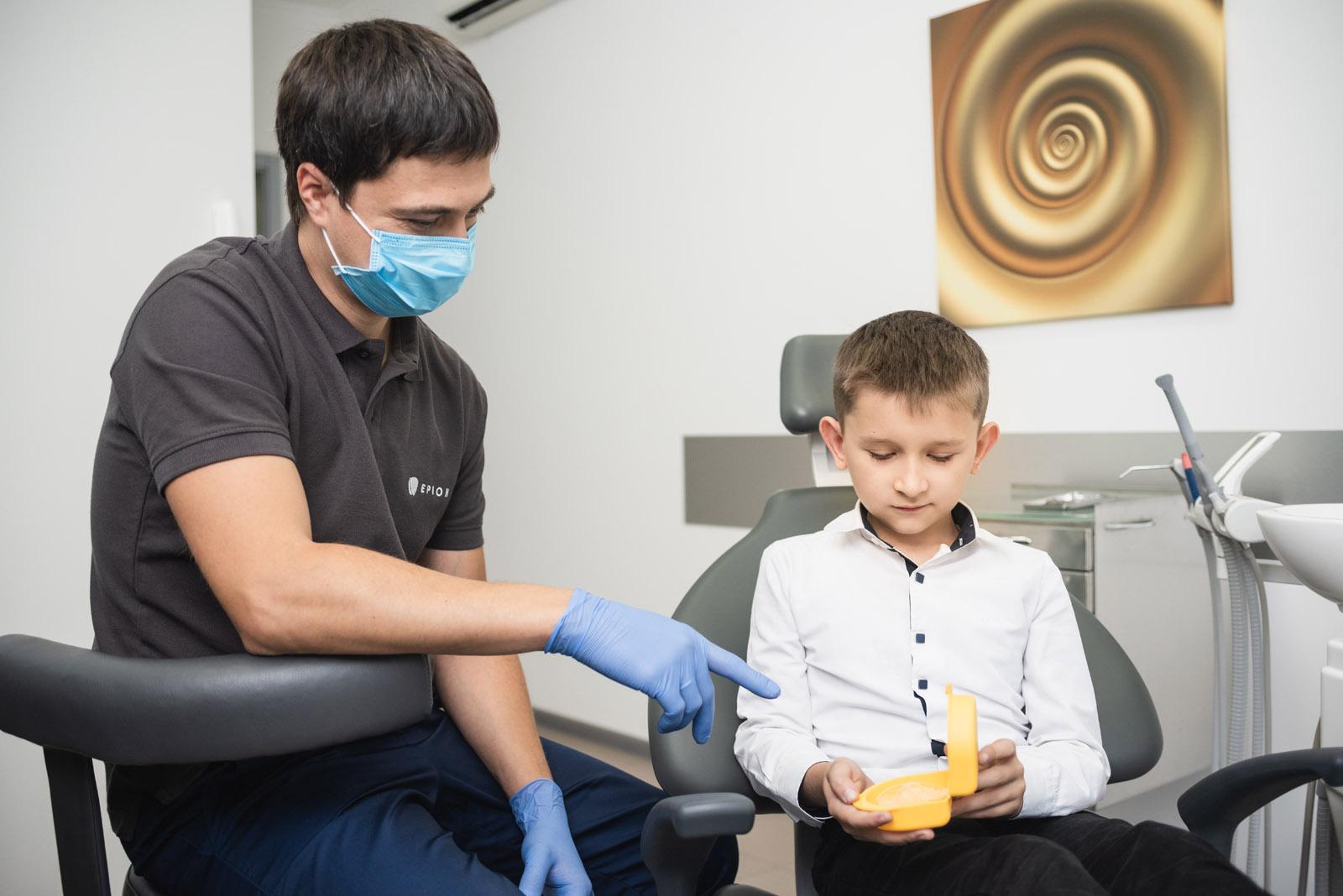 Трейнеры для зубов в Киеве (Лукьяновка) | Epion Dental Center