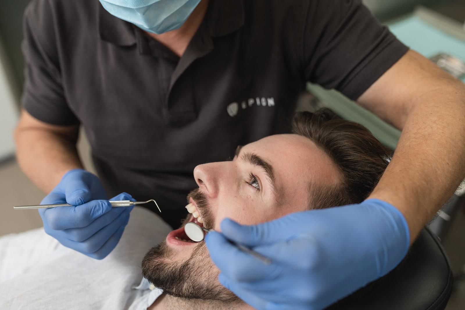 Художественная реставрация зубов в Киеве (Лукьяновка) | Epion Dental Center