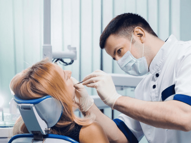 Лечение чувствительности зубов - Клиника Epion