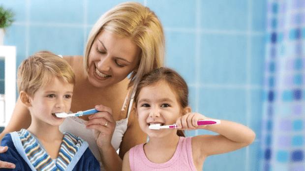 Как чистить зубы детям. Общие правила - Клиника Epion