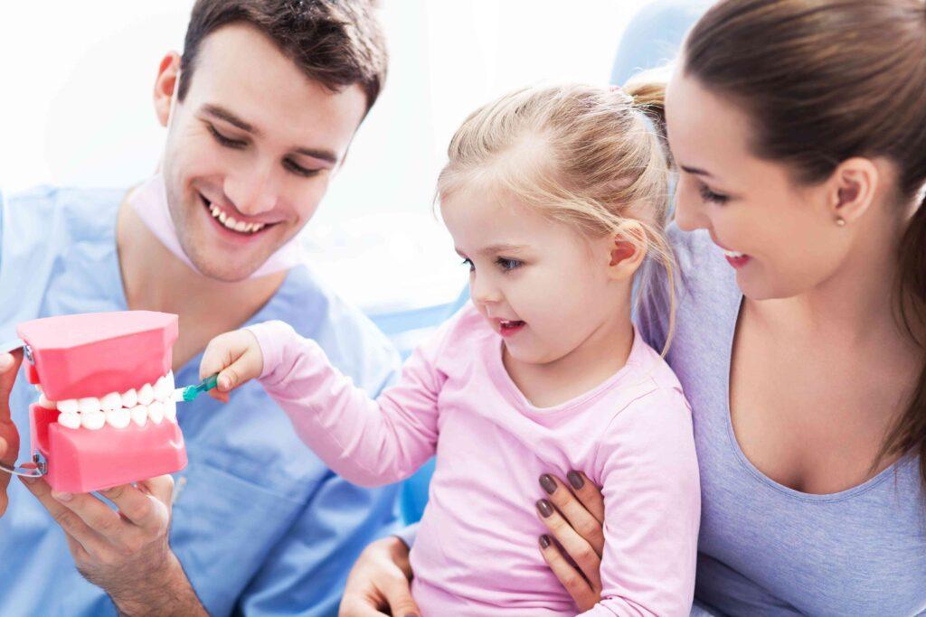 Как уговорить ребенка лечить зубы - Клиника Epion Denal Cеnter. Фото 1