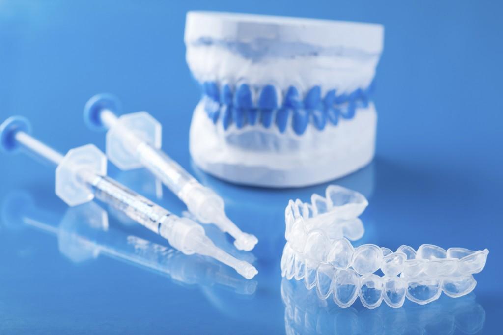 Капи для відбілювання зубів - клініка Epion. Фото 2