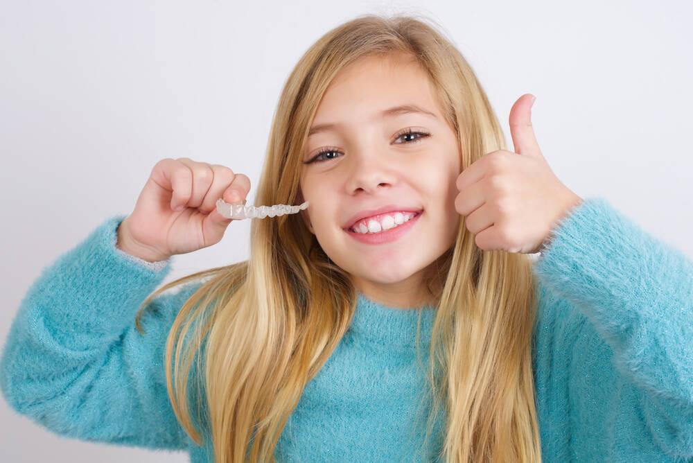 Виготовлення кап для дітей при бруксизмі - Epion Dental Center